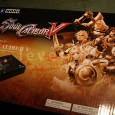 ShinJN sits down with the new Soul Calibur V Stick by HORI.