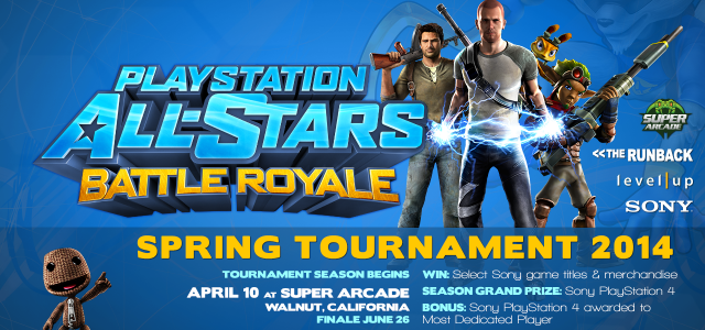 PlayStation All-Stars Battle Royale Spring Tournament at The Runback! To coincide with the upcoming balance patch release, @SonySantaMonica and Level Up are spicing things up at The Runback with an […]