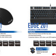 You first got a glimpse of HORI's new EDGE 101 and EDGE 201 on Wednesday Night Fights. Now it is time to take a deeper look at HORI's new keyboard […]