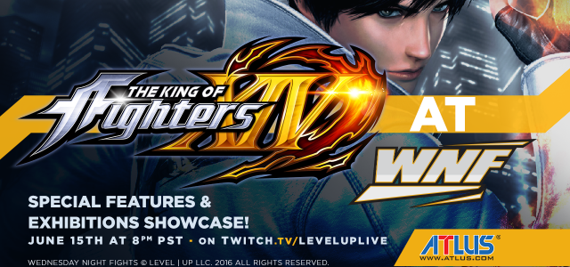 The King of Fighters XIV x Weds Night Fights   Our friends at Atlus are bringing the hype with The King of Fighter XIV for a special features and exhibition […]