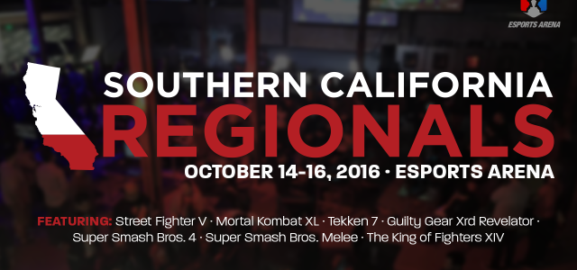 SoCal Regionals 2016 SoCal Regionals 2016 planning is well underway and we are ready to unveil the starting line up of information you've been waiting for! First off, we're excited […]
