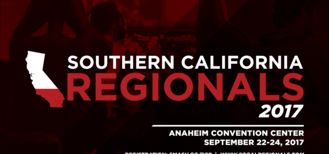 SoCal Regionals 2017 Lineup, Registration, and Special Announcements! SoCal Regionals(SCR) 2017 is moving full speed ahead with registration, game line up, and special announcements to quench your fighting game needs! […]