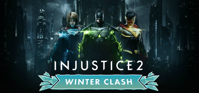 Injustice 2: Winter Clash Online Series We are excited to partner with Warner Bros. Games and Twitch to bring you Injustice 2: Winter Clash online series! Winter Clash is an […]