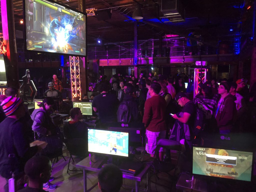 WNF Crowd