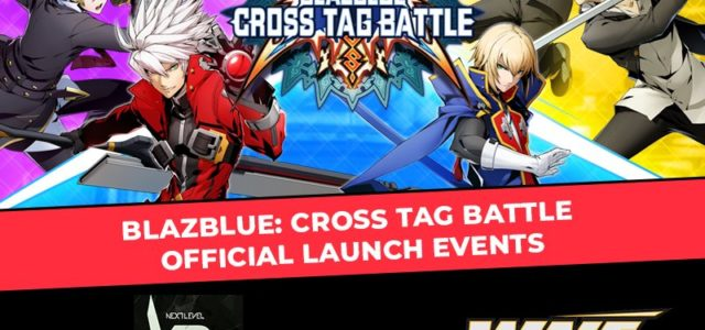 Blazblue Cross Tag Battle Official Launch Event at WNF! We're excited to partner w/ @ArcSystemWorksU for the official Blazblue Cross Tag Battle Launch Event at #WNF . Join us for […]