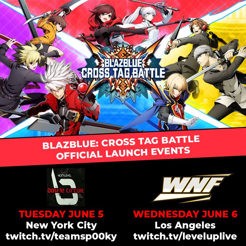 BBTAG Launch