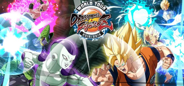 Dragon Ball FighterZ World Tour Online 2018-2019 We are thrilled to announce our partnership with the Dragon Ball FighterZ World Tour Online 2018-2019! Our team will welcome every Dragon Ball […]