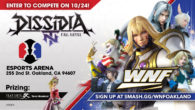 DISSIDIA Master Series x Weds Night Fights Oakland DISSIDIA Master Series is going to NorCal this Fall at WNF Oakland! Compete in monthly tournaments and win special prizing from our […]