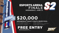 Esports Arena x Weds Night Fights $20k Tournament Esports Arena, the home of Weds Night Fights, is hosting a $20,000 tournament for the community in June! Esports Arena will be […]