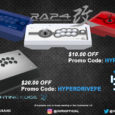 HORI supports Hyper Drive! HORI, the legendary peripheral makers for fighting games, is supporting Hyper Drive with prizes for winners of the tournament! If you're looking for a hot deal […]