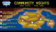 Hyper Drive Community Nights We have 5 awesome days of community events happening during Hyper Drive week. If you're local or coming from out of town, we have an event […]