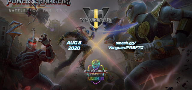 Level Up is excited to announce our partnership with nWay to host Vanguard Online: Power Rangers – Battle For The Grid as a virtual stop on their official League! Join […]
